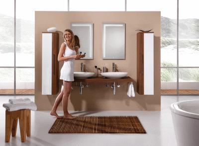Как выбрать качественную мебель для ванной комнаты?