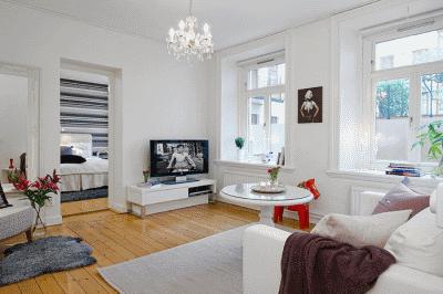 Тонкости дизайнерского оформления небольших квартир