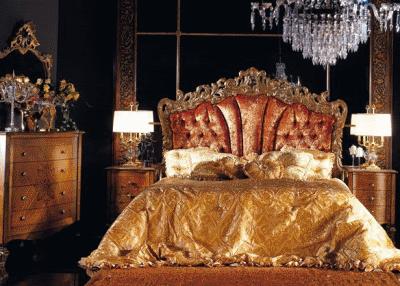 Итальянская мебель в стиле барокко