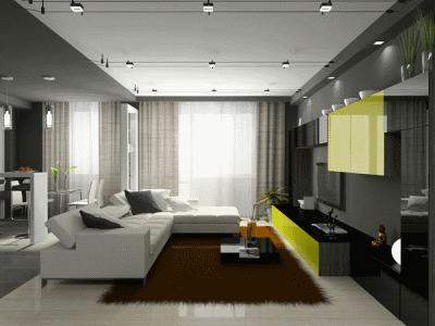 Подбираем необходимую мебель для небольшой квартиры