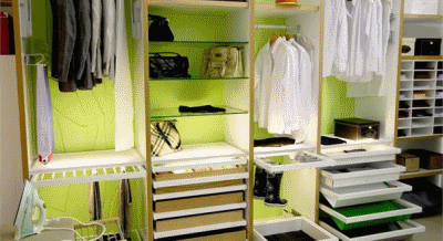 Функциональная мебель для хранения обуви и одежды