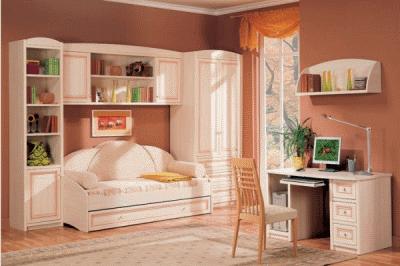 Выбираем мебель в детскую для счастливого ребенка