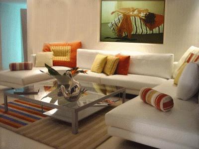 Расставляем мебель в небольшой квартирке