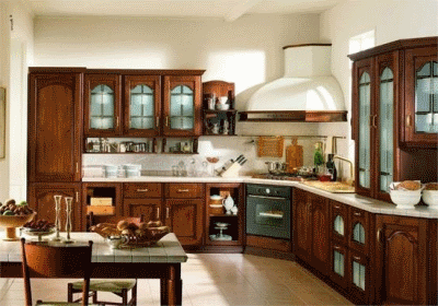 Планируем обустройство кухни правильно