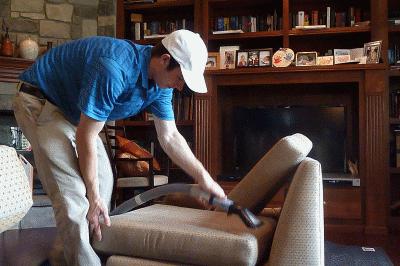 Советы по очистке мебели