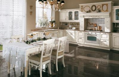 Создаем стильную итальянскую кухню у себя дома