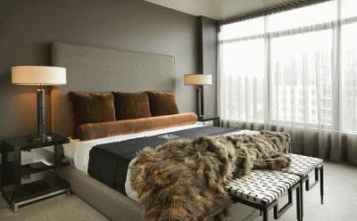 Создаем настоящую мужскую спальню
