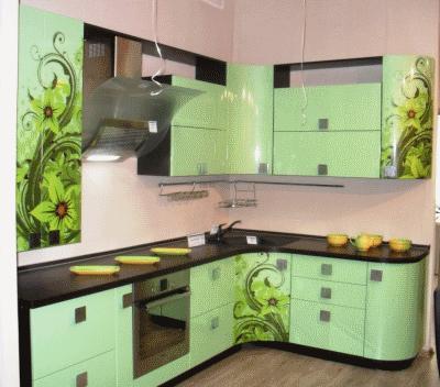 Создаем сочную и яркую кухню