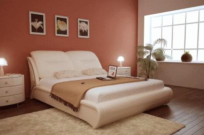 Учитываем важные моменты при выборе спальной кровати