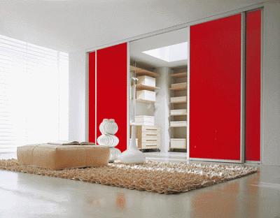Особенности использования встроенной мебели в современном интерьере