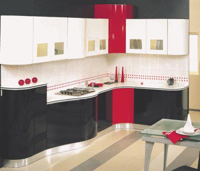 Выбираем кухонную мебель вместе