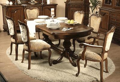 Выбираем надежную мебель в столовую