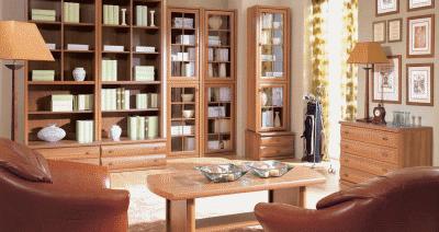 Выбор деревянной мебели