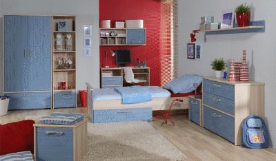 Выбор детской мягкой мебели