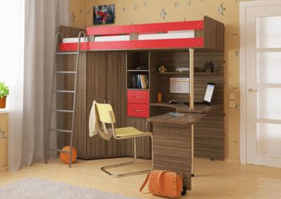 Выбор и покупка мебели для школьника