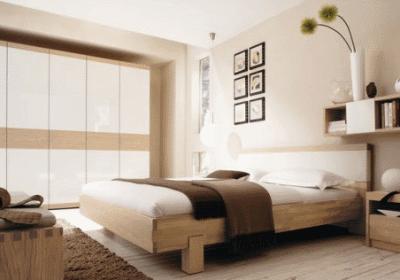 Бюджетные идеи декорирования спальной комнаты