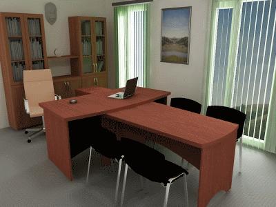 Как выбрать эргономичный и функциональный офисный стол?