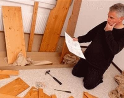 Как устранить вздутия на поверхности фанерной мебели?