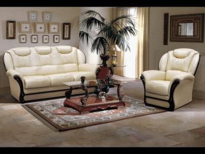 Кожаная мебель как предмет роскоши