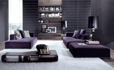 Подбираем диванчик для гостиной