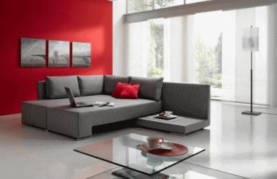Наиболее популярные виды механизмов трансформации для современных диванов