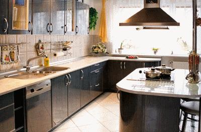 Преимущества кухонной мебели, созданной по индивидуальному проекту