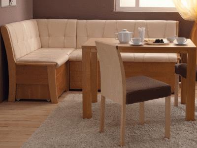 Удобные кухонные диваны в интерьере