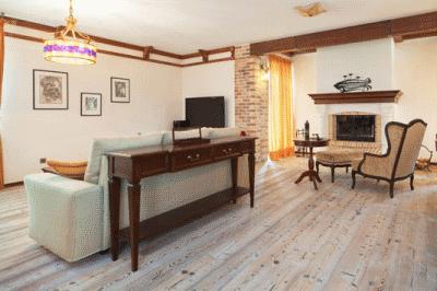 Уникальный интерьер с характером в небольшой квартире