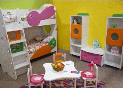 Должна ли детская комнатка быть обязательно яркой?