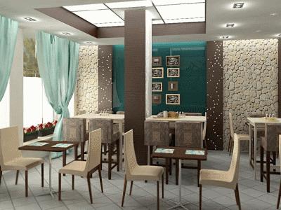 Какая мебель понадобится в кафе?