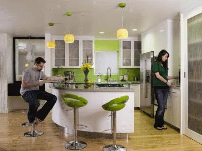 Разрабатываем дизайн современной кухни