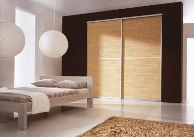 Шкафы купе в спальню: стиль и комфорт в одном изделии