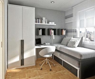 Учимся экономить место в небольших помещениях