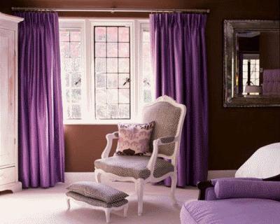 Дизайн штор в вашем доме и офисе