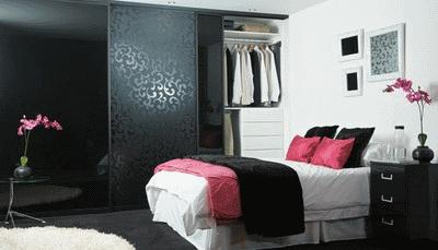Интерьер и шкафы-купе, секреты и нюансы при выборе