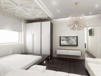 Комфортно оформляем интерьер в проходной гостиной комнате