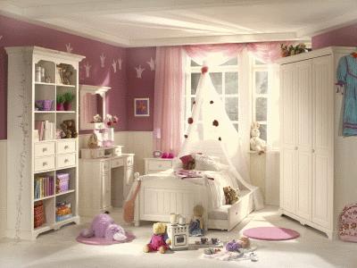 Как должна выглядеть модная и качественная мебель в детскую?