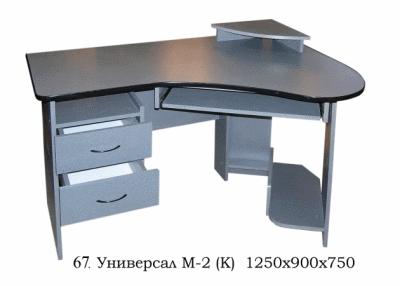Как сделать компьютерный стол своими руками?