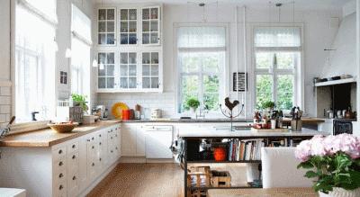 Делаем кухню в съемной квартире по-настоящему уютной