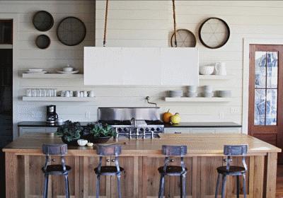 Делаем кухню в уютном стиле рустик
