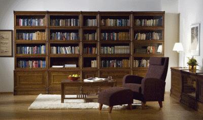 Корпусная мебель из массива экзотических деревьев