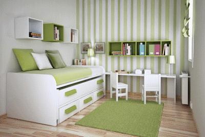 Правильно подбираем цвета для оформления детской комнатки