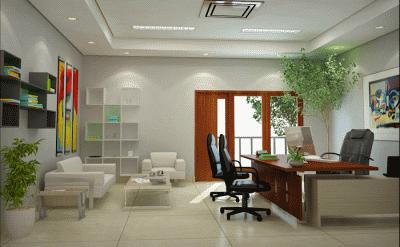 Выбираем мебель в кабинет руководителя
