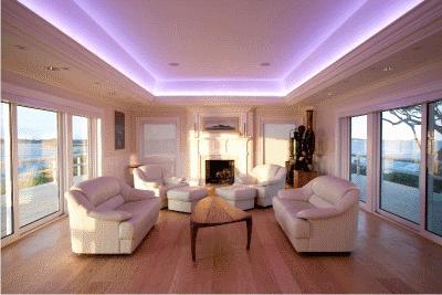 Правильно создаем оптимальное освещение в интерьере
