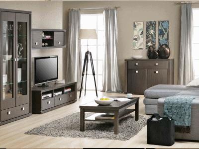 Создаем уют в гостиной с помощью мебели