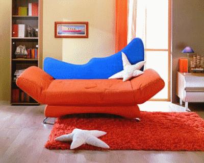 Подбираем диван в детскую для ребенка