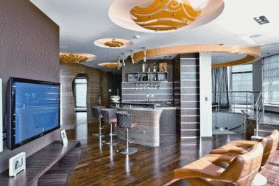 Гармоничная и комфортная квартира-студия
