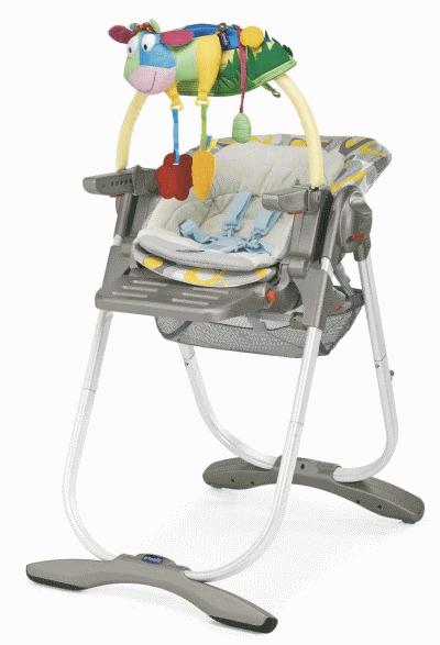 Немного о детских стульчиках