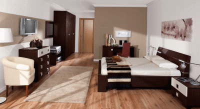 Немного о меблировке гостиницы