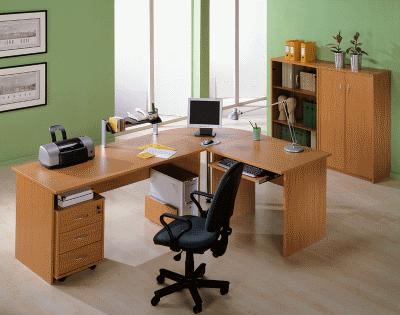 Правила выбора необходимой мебели в офис